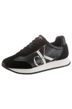 calvin klein sneakers »jodis« zwart