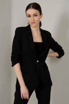imperial lange blazer imp-j v96bew in boyfriend-look zwart