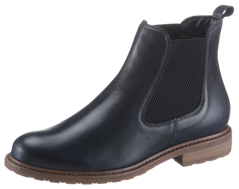 Tamaris Chelsea-boots Belin met stretchinzet aan beide zijden bestellen: 30 dagen bedenktijd