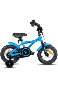 prometheus bicycles »hawk« kinderfiets blauw