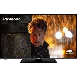 "panasonic lcd-led-tv tx-55hxw584, 139 cm - 55 "", 4k ultra hd, smart-tv zwart"