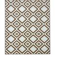 my home vloerkleed ferre modern design, woonkamer beige