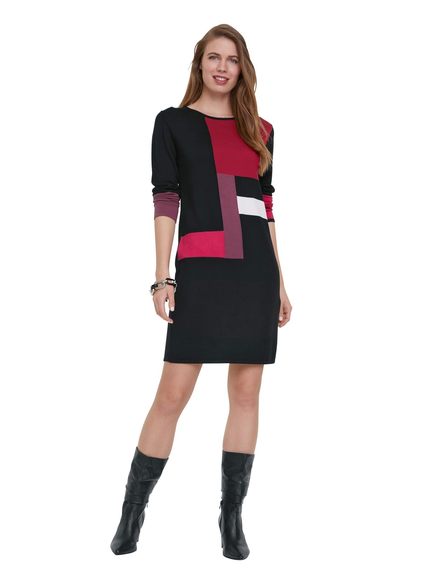 RICK CARDONA by Heine tricotjurk Tricot jurk online kopen op otto.nl