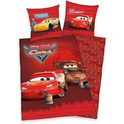 walt disney kinderovertrekset disney´s cars met een geweldig lightning mcqueen-motief rood