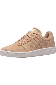 k-swiss sneakers »court cheswick sp sde w« beige