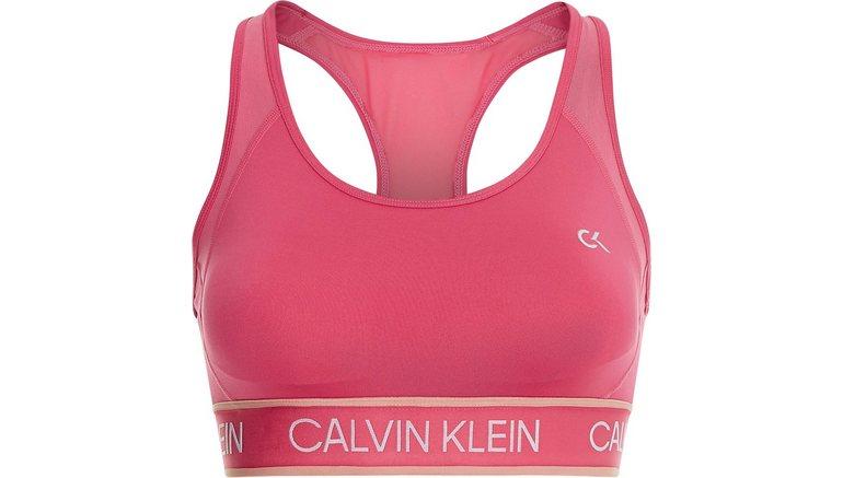 Calvin Klein Performance sportbustier WO – MEDIUM SUPPORT BRA met bandjes voor gemiddelde belasting