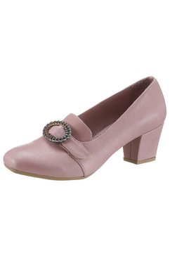 hirschkogel pumps roze
