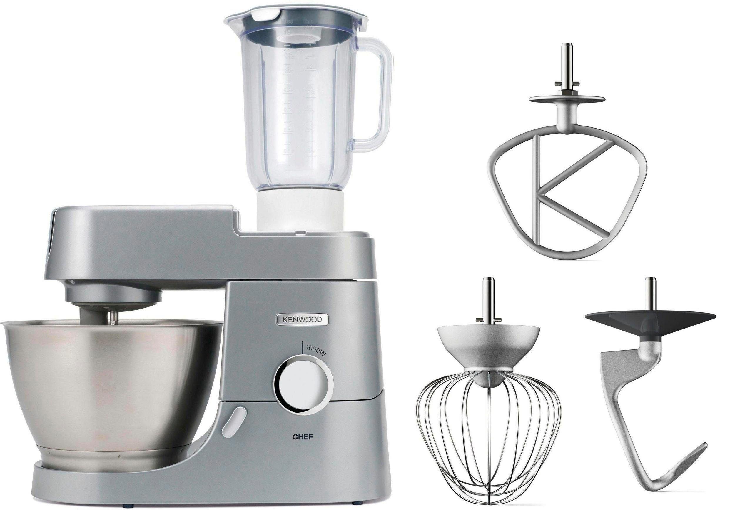 KENWOOD keukenmachine Chef KVC3110S bestellen: 30 dagen bedenktijd