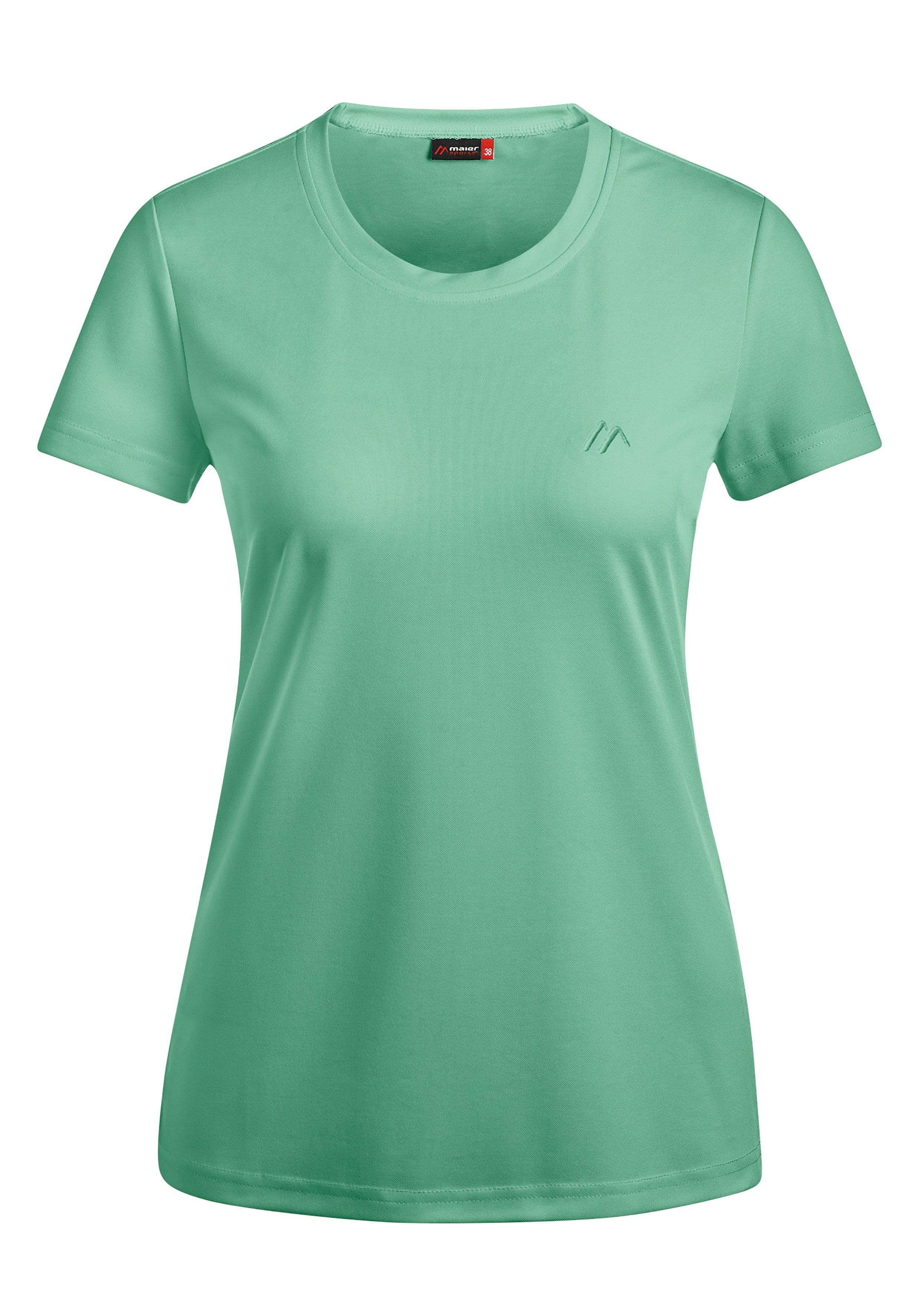 Maier Sports functioneel shirt Waltraud comfortabel en sneldrogend - gratis ruilen op otto.nl