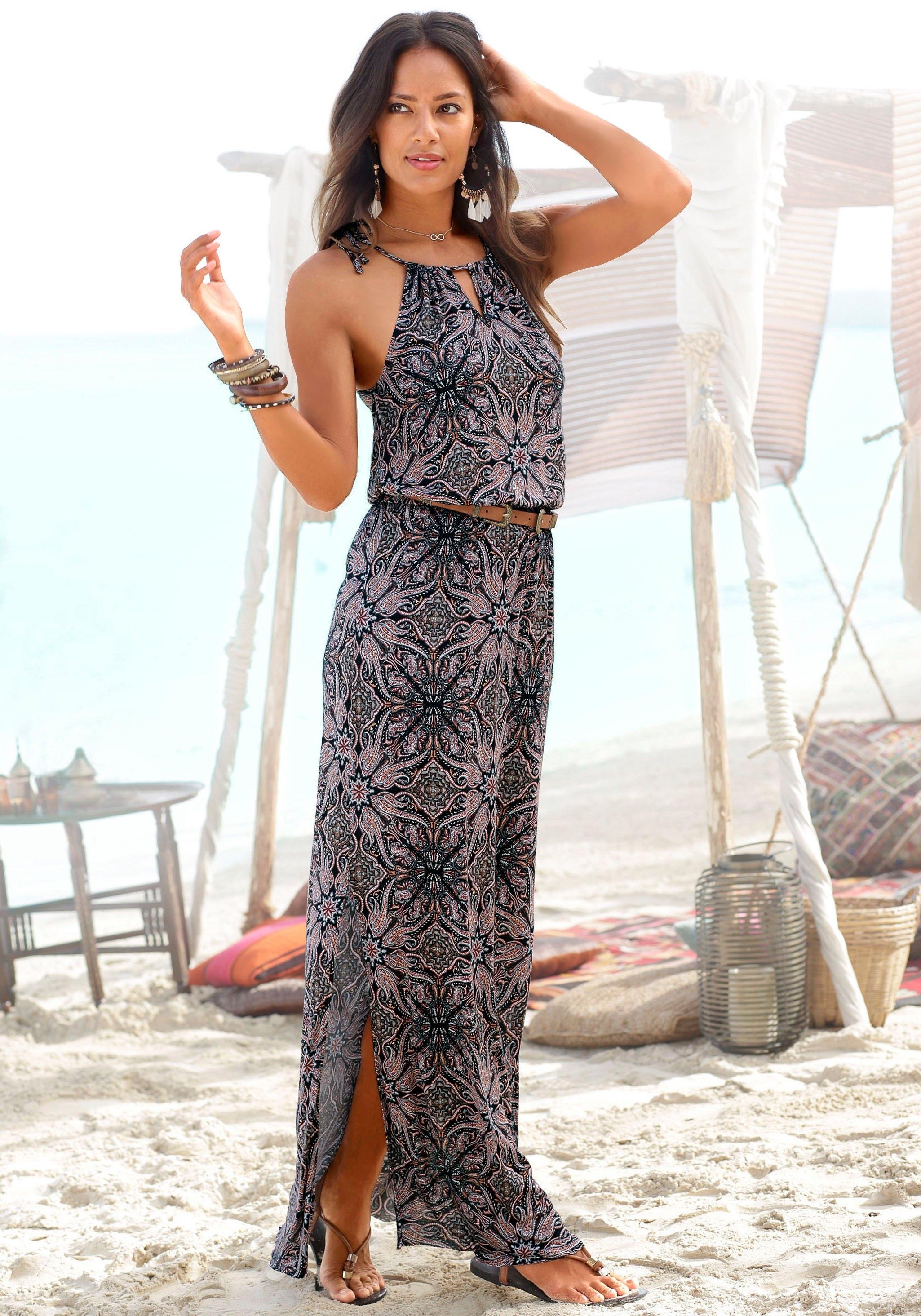 Lascana maxi-jurk voordelig en veilig online kopen