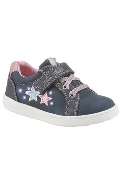 tom tailor sneakers met knipperlichtje blauw