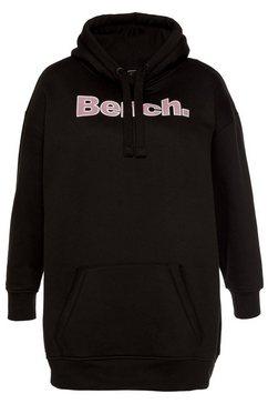 bench. hoodie anise zwart