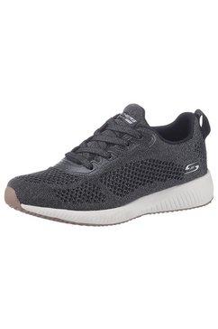 skechers sneakers »bobs squad - glitz maker« zwart