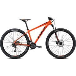 fuji bikes »fuji nevada 29 3.0 ltd« mountainbike oranje