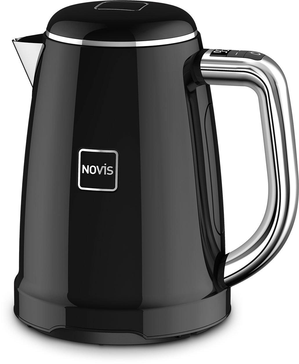 NOVIS Waterkoker KTC1 schwarz, 1,6 l nu online bestellen