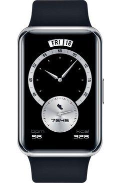 huawei smartwatch watch fit elegant edition 24 maanden fabrieksgarantie zwart