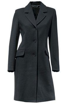 rick cardona by heine korte jas zwart