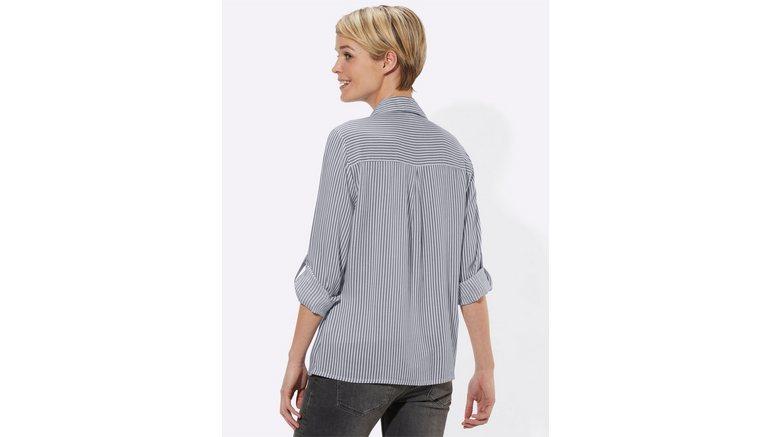 Casual Looks blouse zonder sluiting