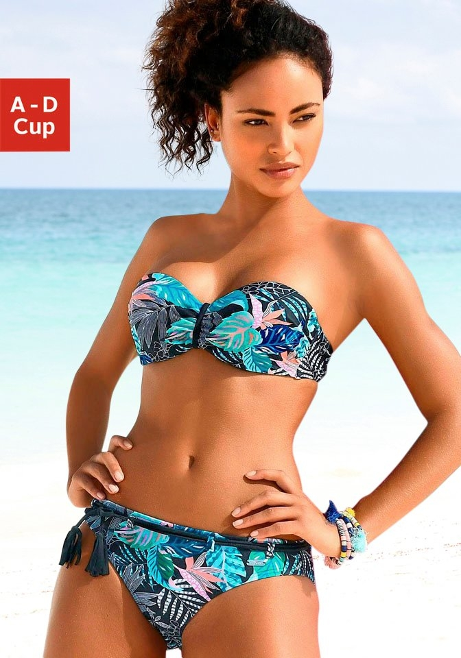 Venice Beach bandeau-bikinitop Smash online kopen op otto.nl