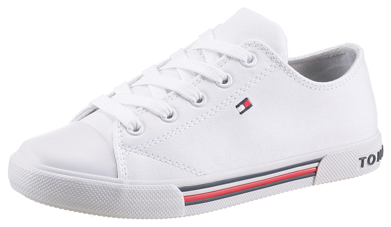 Tommy Hilfiger sneakers met logo-garnering bij OTTO online kopen