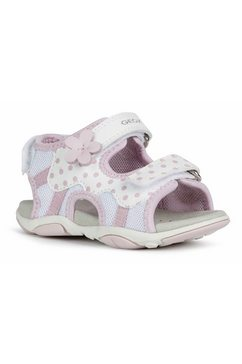 geox kids sandalen wit