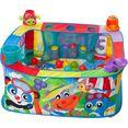 playgro ballenbak pop up baby met vier verschillende speelstations multicolor