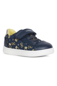 geox kids babyschoentjes »djrock girl« blauw