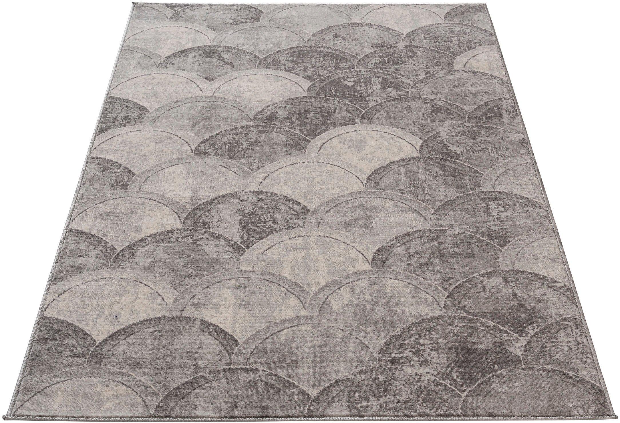 Sehrazat oosters tapijt Montana 3730 Woonkamer - verschillende betaalmethodes