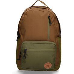 converse laptoprugzak go 2, khaki mix field surplus groen
