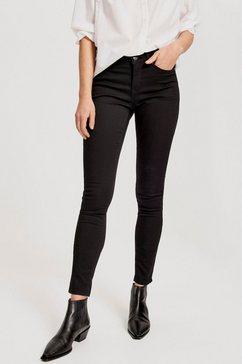 opus stretch jeans »elma« zwart