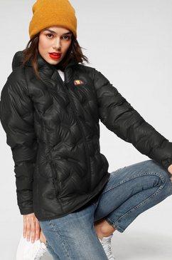 ellesse gewatteerde jas »cerreto padded jacket« zwart