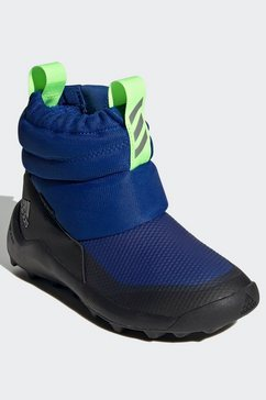 adidas performance winterlaarzen »activesnow winter.rdy schneestiefel« blauw
