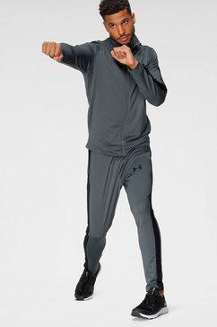 under armour trainingspak emea track suit (set, 2-delig) grijs