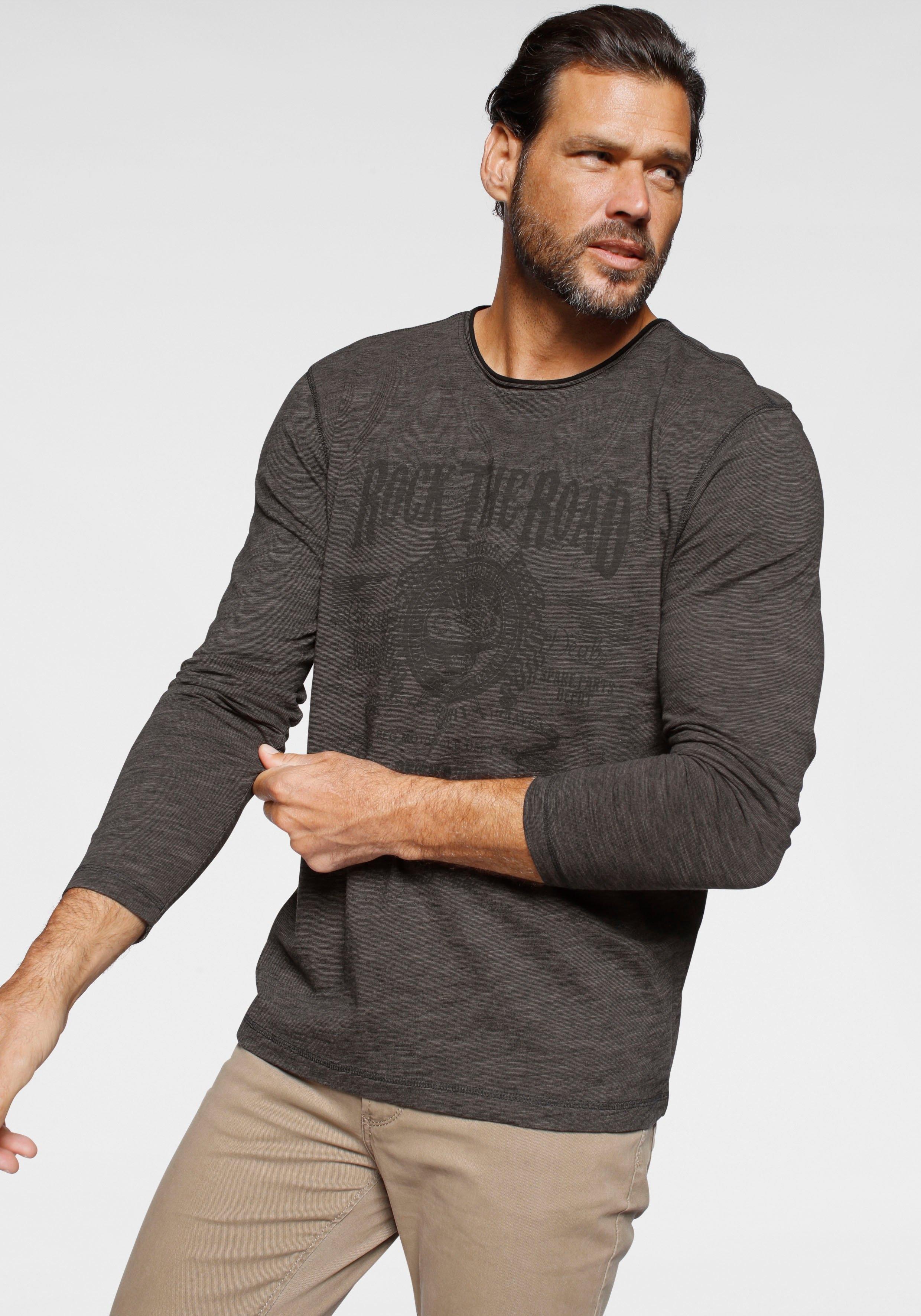 Op zoek naar een ARIZONA shirt met lange mouwen? Koop online bij OTTO