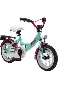 bikestar kinderfiets 1 versnelling groen