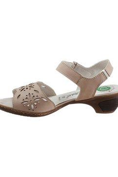 reflexan sandaaltjes beige