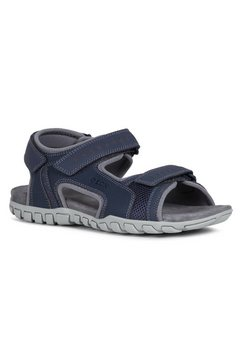 geox sandalen »u sandal mito« blauw