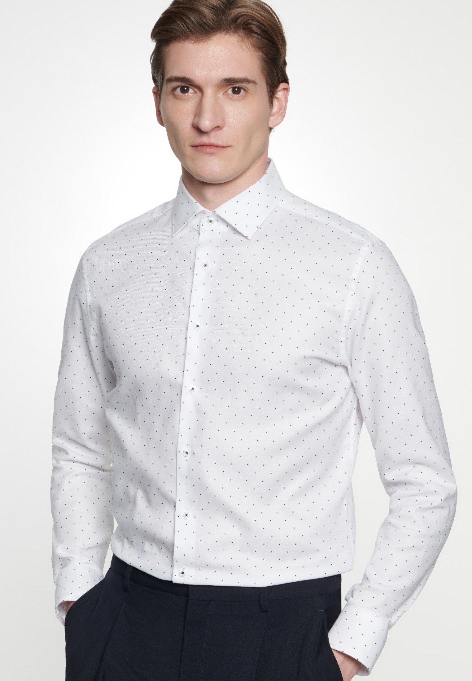 seidensticker businessoverhemd »Slim« nu online kopen bij OTTO