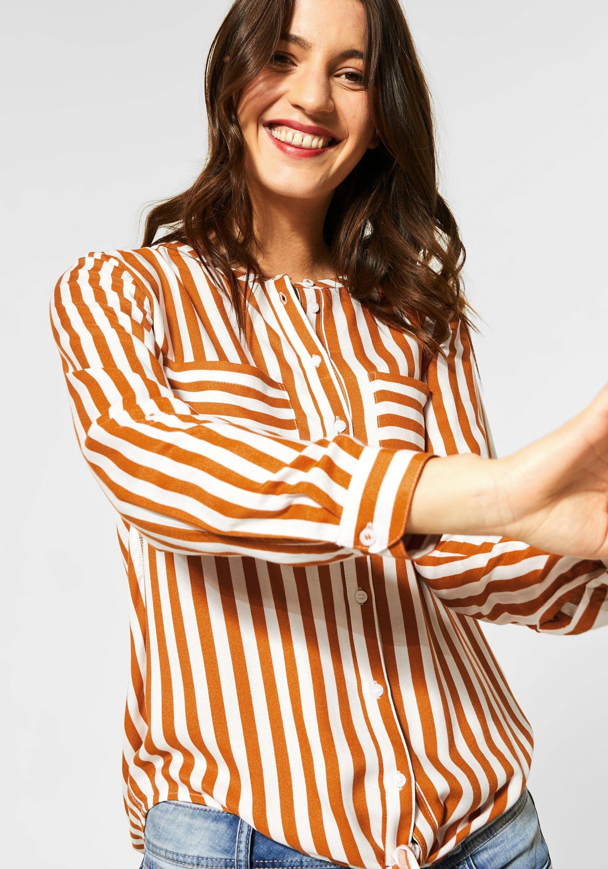STREET ONE overhemdblouse nu online bestellen