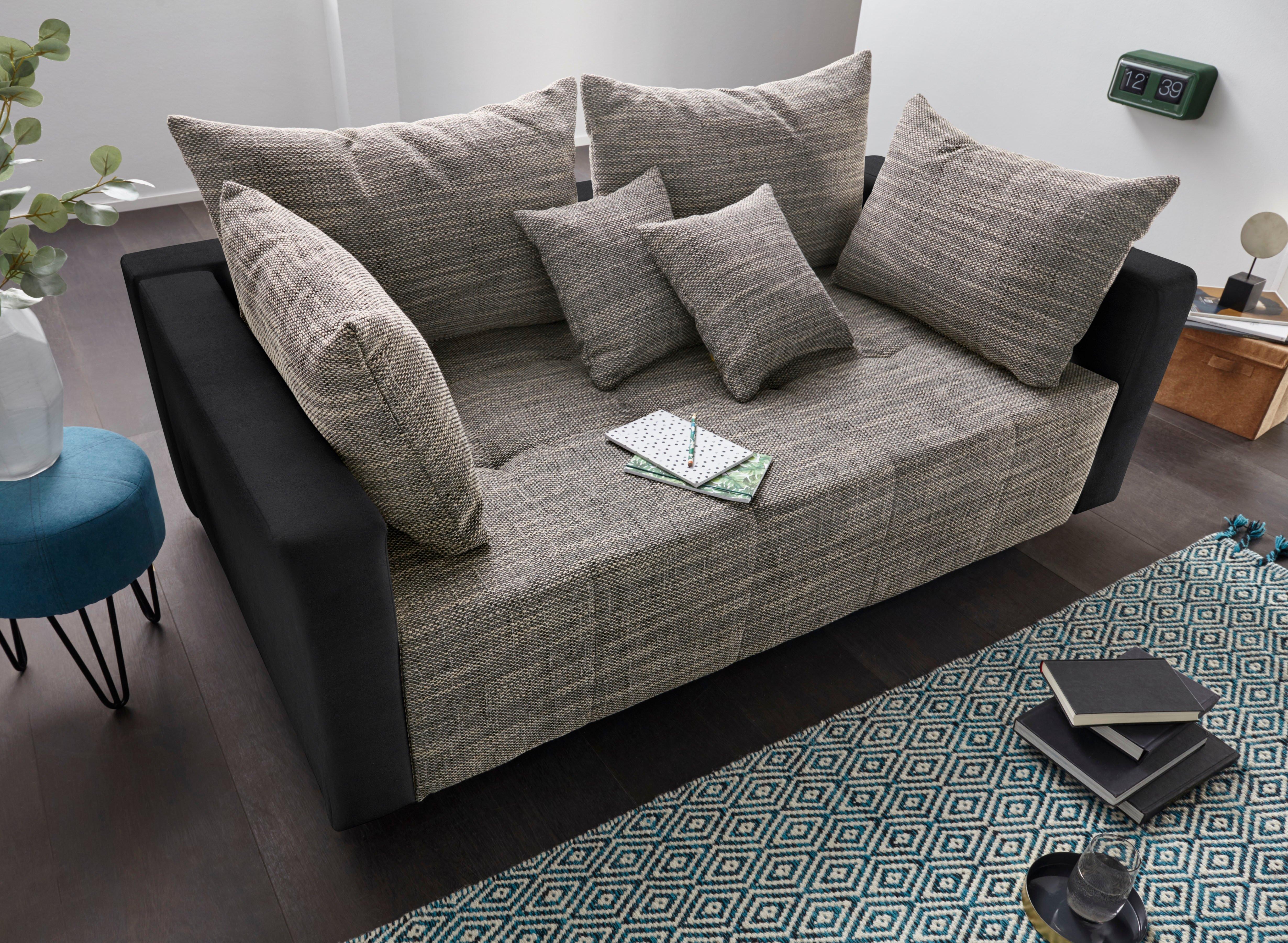 COLLECTION AB bedbank met slaapfunctie en bedkist, vrij plaatsbaar online kopen op otto.nl