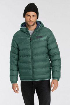 timberland gewatteerde jas new garfiel groen