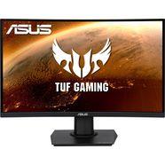 "asus curved-gaming-monitor vg24vqe, 59,94 cm - 23,6 "", full hd zwart"