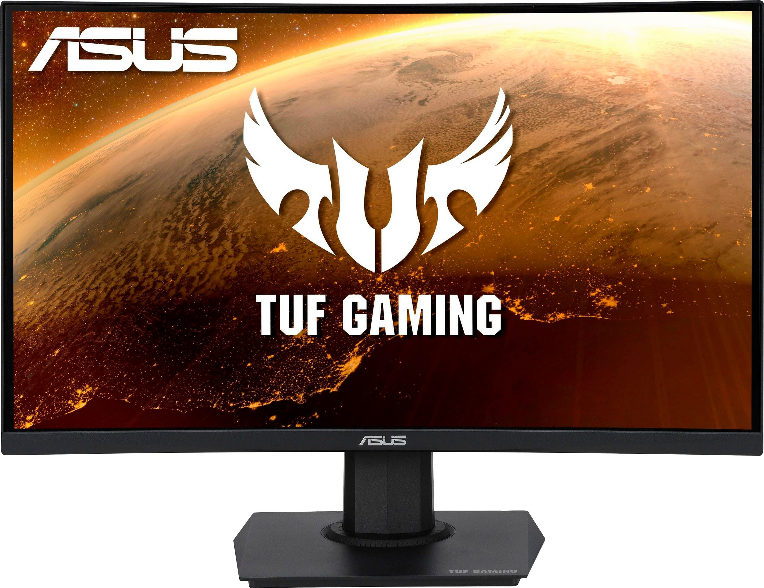 Asus curved-gaming-monitor VG24VQE, 59,94 cm / 23,6