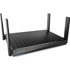 linksys »mr9600 dual-band mesh wifi 6 router« wifirouter zwart