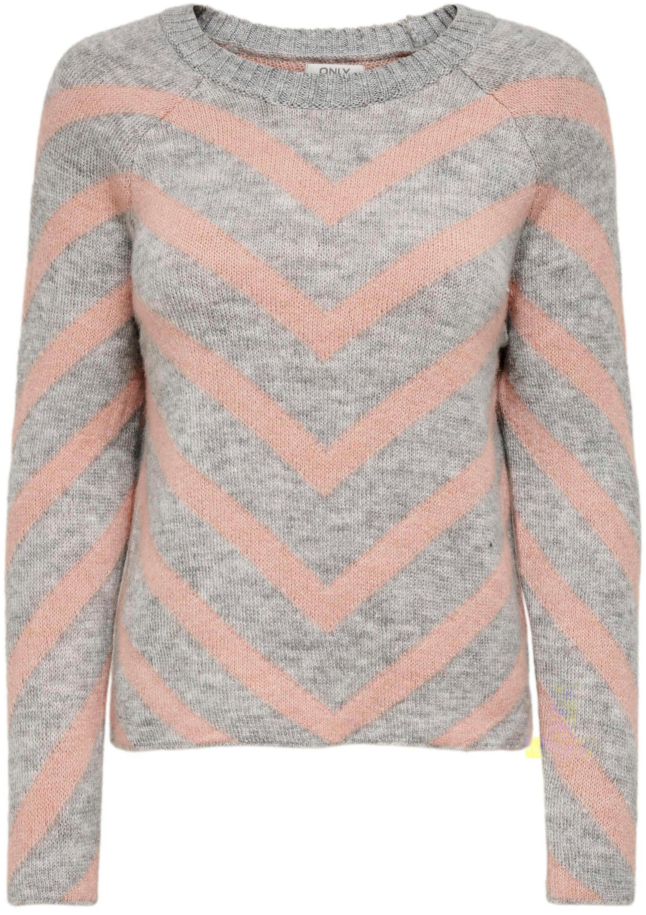 Op zoek naar een Only trui met ronde hals ONLELIZA L/S PULLOVER KNT? Koop online bij OTTO