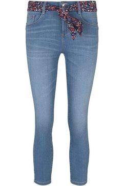 tom tailor 7-8 jeans blauw