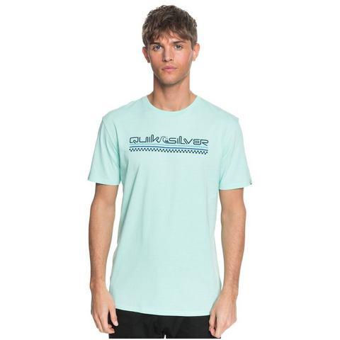 NU 20% KORTING: Quiksilver T-shirt Headwind