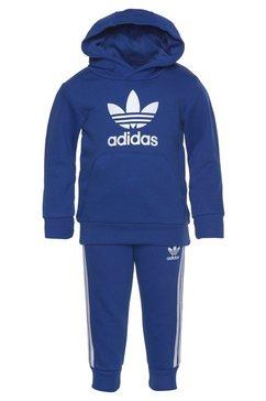 adidas originals joggingpak »trefoil jogger« (set, 2-dlg.) blauw