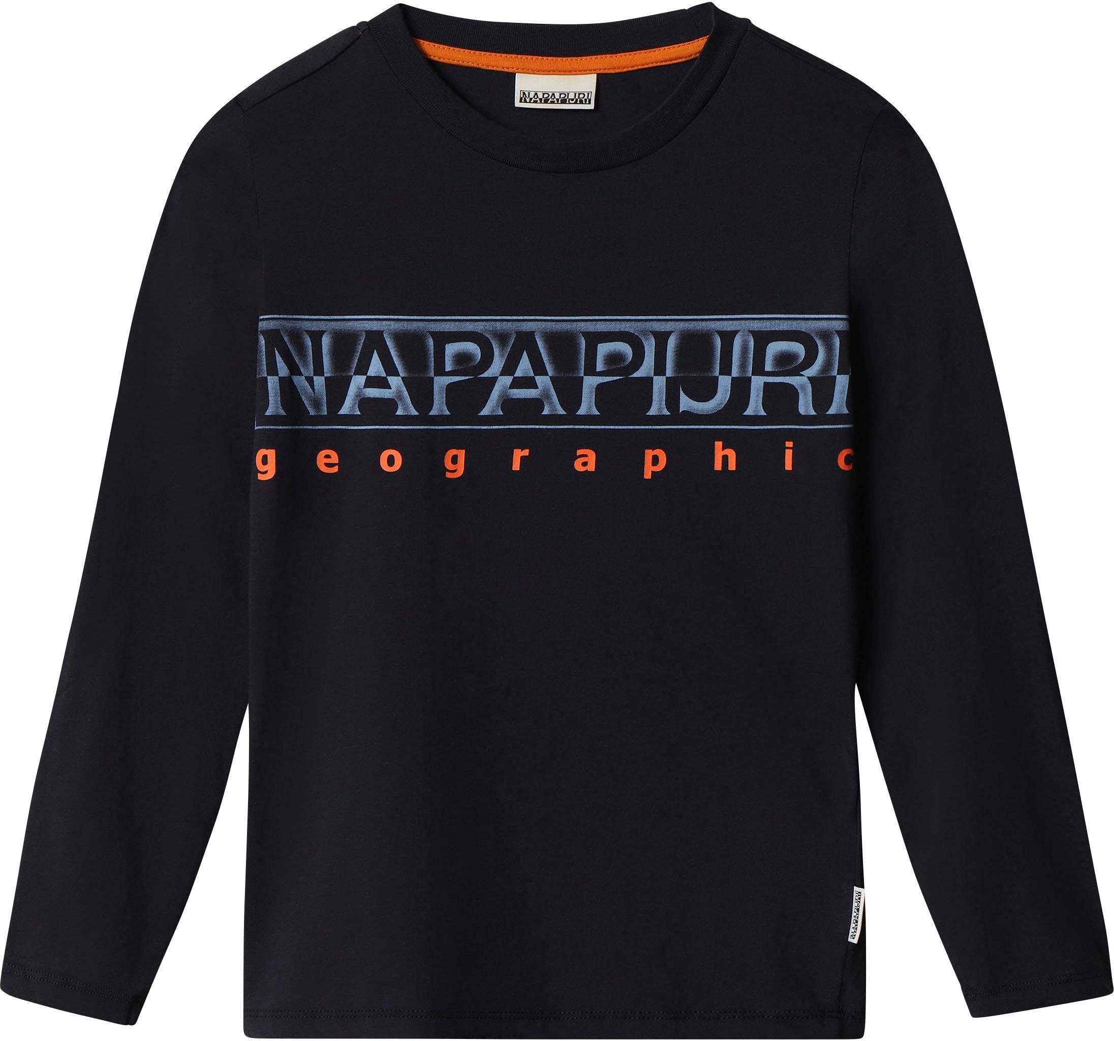 Op zoek naar een Napapijri shirt met lange mouwen »SADYR«? Koop online bij OTTO