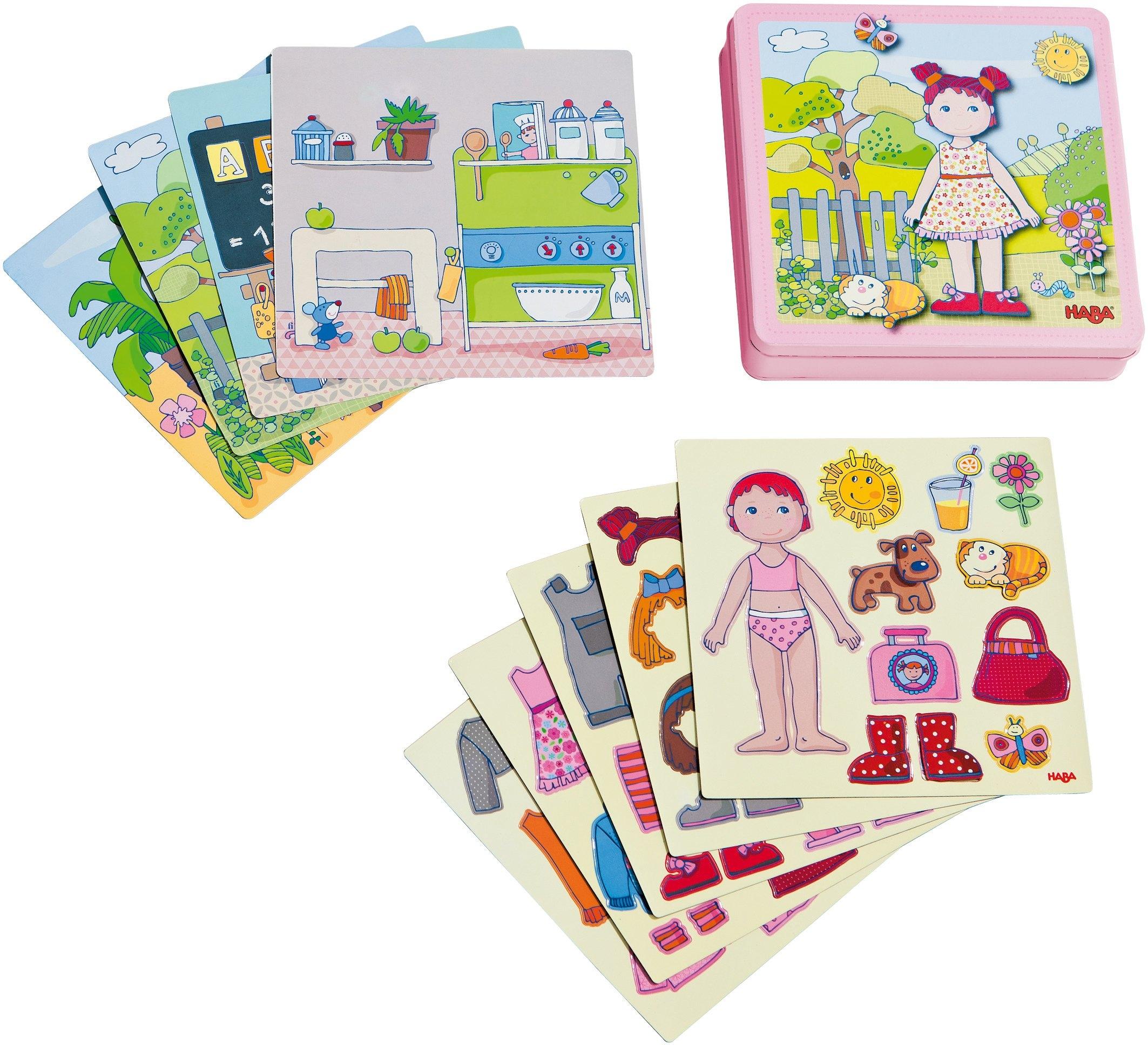 Haba puzzel Aankleedpop Lilli in de webshop van OTTO kopen
